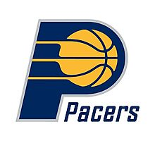 Pacers 01 Photographic Print