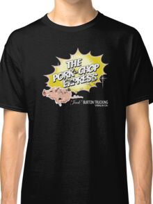 Pork Chop Express - Distressed Yellow Variant Classic T-Shirt