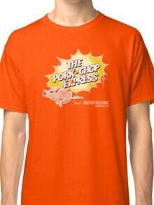Pork Chop Express - Distressed Yellow Variant Classic T-Shirt