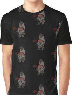 Fallout New Vegas Power Armor Helmet rev B Graphic T-Shirt