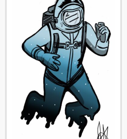 Lost in Space Sticker