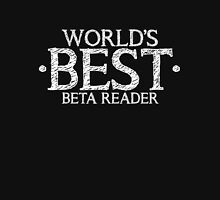 World's Best Beta Reader (Black) Unisex T-Shirt