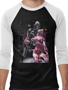 Cyber Love Men's Baseball ¾ T-Shirt