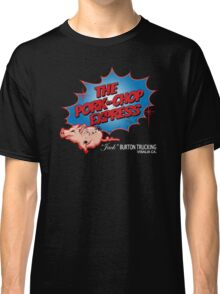 Pork Chop Express - Distressed Extreme Blue Variant Classic T-Shirt
