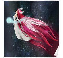 Child of Light - Aurora (Sky) Poster