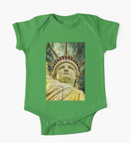 Statue of Liberty One Piece - Short Sleeve