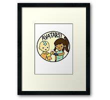 Avatars! Framed Print