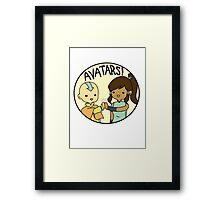 Avatars! Framed Print