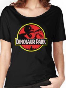 Dinosaur Park Women's Relaxed Fit T-Shirt