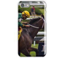 Saratoga - 4 horse iPhone Case/Skin
