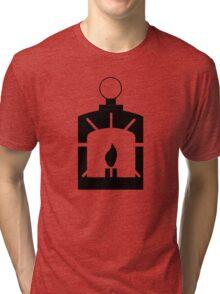Railroad logo - Fallout 4 Tri-blend T-Shirt