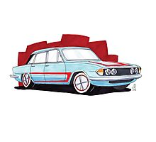 Triumph 2000 Custom Photographic Print