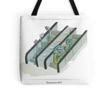 G's Up - Bounce To This  Tote Bag