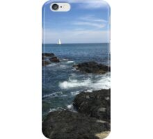 Sail Boat on the Water iPhone Case/Skin