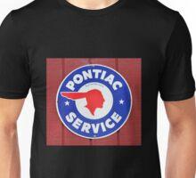 Pontiac Service sign Unisex T-Shirt