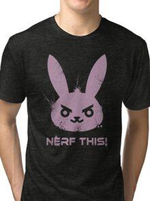 D. VA overwatch Tri-blend T-Shirt