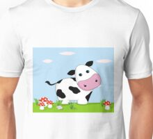 Country Cow Unisex T-Shirt