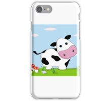 Country Cow iPhone Case/Skin