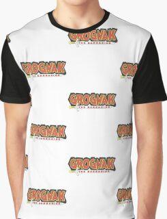 Grognak The Barbarian Graphic T-Shirt
