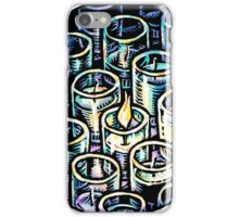 Votive Candles iPhone Case/Skin