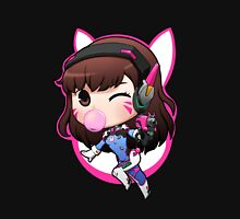 D. VA overwatch Womens Fitted T-Shirt