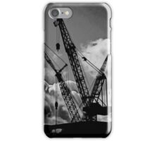 Playing Meccano  iPhone Case/Skin