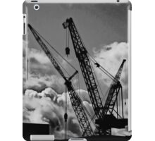 Playing Meccano  iPad Case/Skin