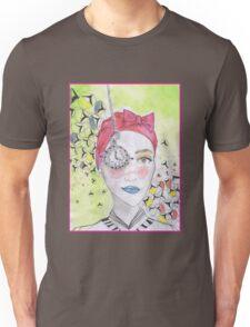 clock girl Unisex T-Shirt