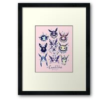 The Cutest Things Framed Print