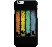 The 4 starters iPhone Case/Skin