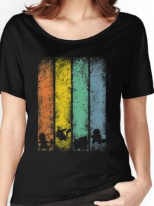The 4 starters Women's Relaxed Fit T-Shirt