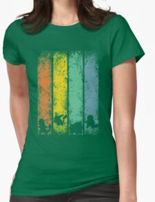 The 4 starters Womens Fitted T-Shirt