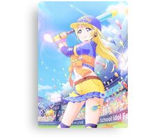 UR : ELi ♡ [idolized] Canvas Print