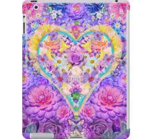 Springtime Heart iPad Case/Skin