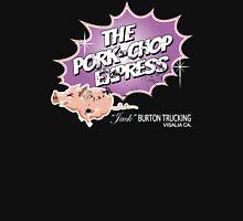 Pork Chop Express - Distressed Light Purple Variant Unisex T-Shirt