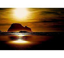 OCEANSIDE OREGON Photographic Print