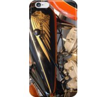'V-Twin' 1930s iPhone Case/Skin