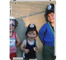 """"""" May the force be with you """" iPad Case/Skin"""