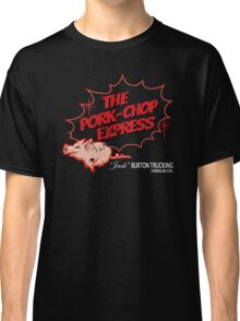 Pork Chop Express - Distressed Extreme Heat Variant Classic T-Shirt