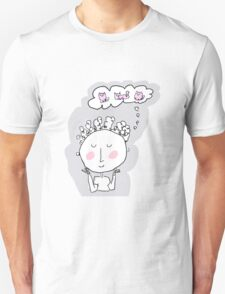 For childrens - Cats everywhere Unisex T-Shirt