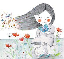 Butterflies by halfmoonWS