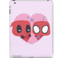 SpideyPool iPad Case/Skin