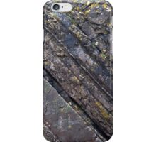 Layers of Tilted Stone iPhone Case/Skin