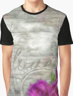 Love Roses Graphic T-Shirt