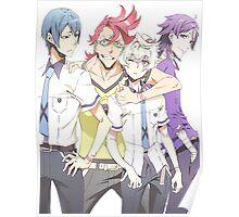 Kizna Boys ϟ Poster