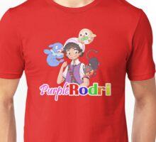 PurpleRodri - Sun & Moon starters! Unisex T-Shirt