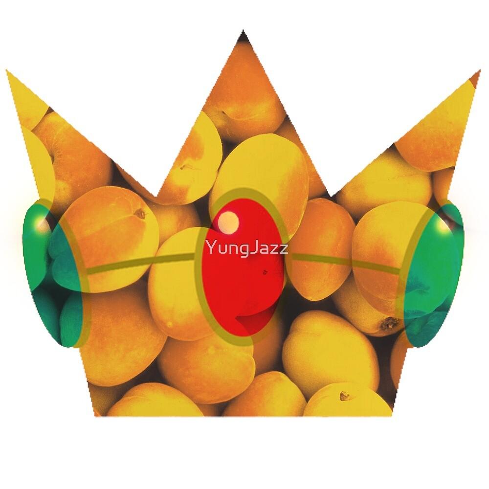 Princess Peach Crown by YungJazz