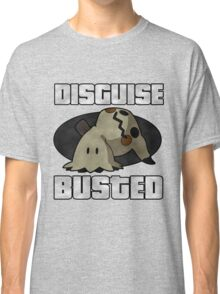 Busted! Classic T-Shirt