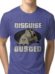 Busted! Tri-blend T-Shirt