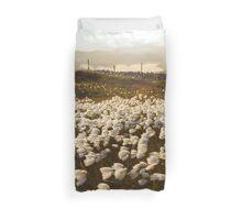 Cotton Grass Duvet Cover